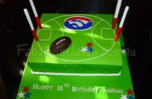 Footy Cakes