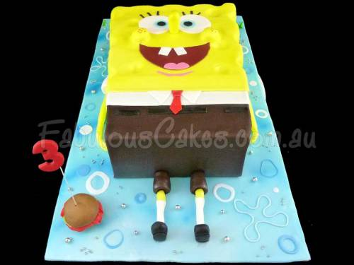 Sponge Bob Square Pant
