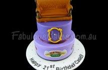 Friends Theme Cakes