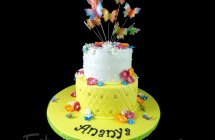 Yellow Cakes