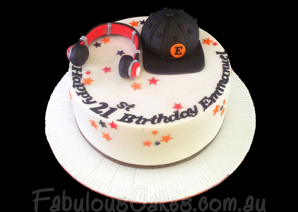 21st Cake Ideas For A Boy : 21st Birthday Cakes Fabulous Cakes