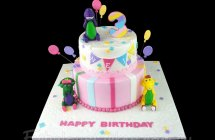 Barney and Friends Cakes