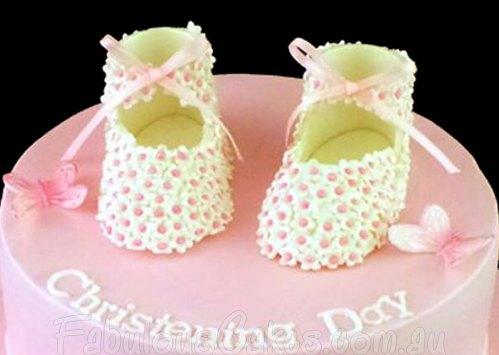 Christening Day Cake