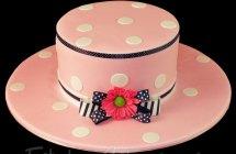 Pink Polka Dots Cakes