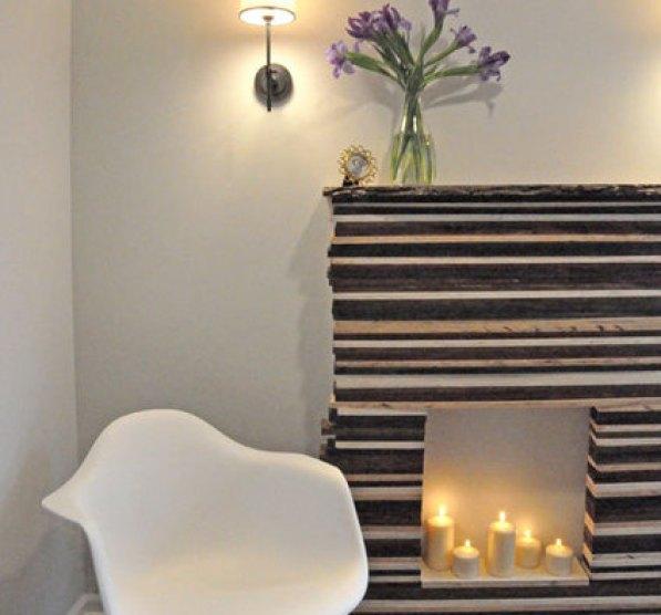 Sensational decorative fireplace ideas