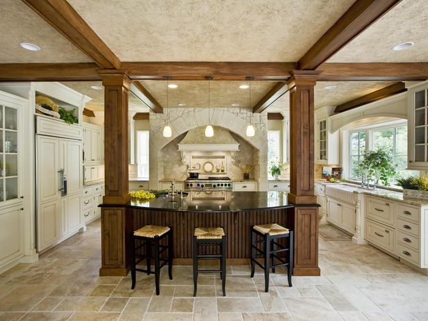 Fantastic kitchen island designs for Gail drury kitchen designs