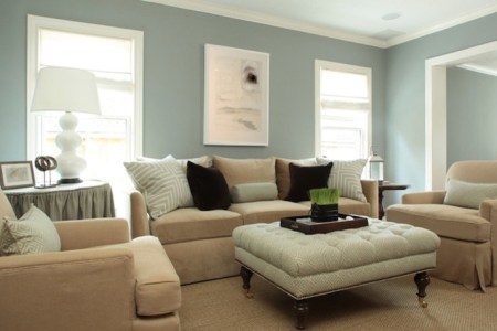 dusty blue green living room color scheme