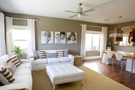 magnetic grey living room color scheme