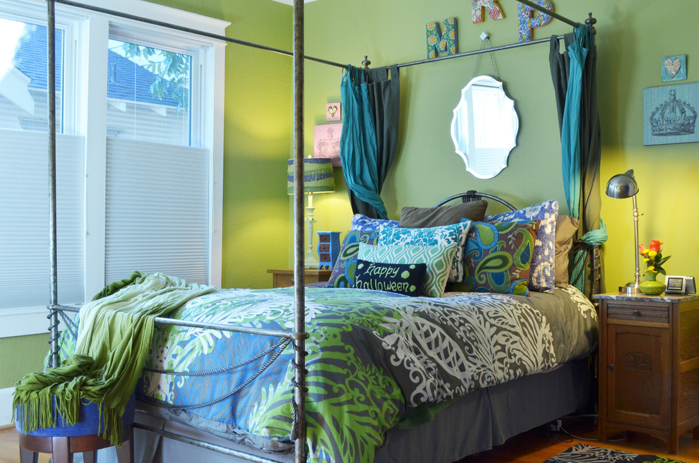 10 lime green bedroom furniture ideas