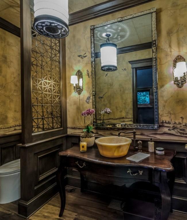 6 Elegant Bathroom Ideas For Compact Spaces: VINTAGE BATHROOM DESIGN IDEAS FOR SMALL SPACES
