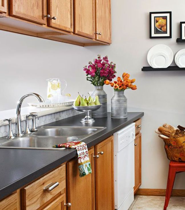 Slate For Kitchen Counters: Slate Countertops Designs