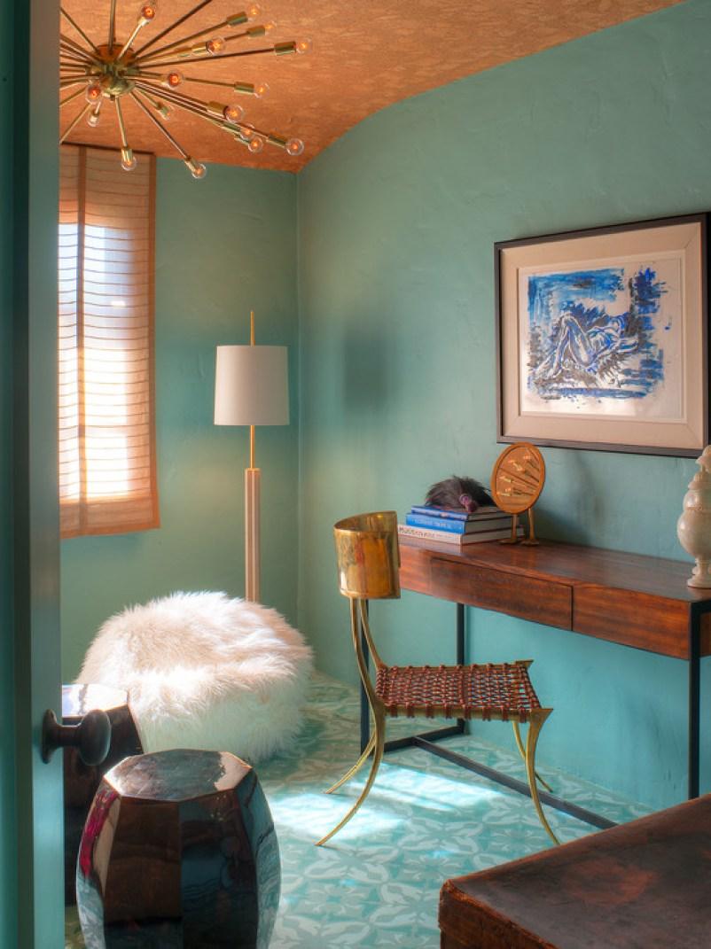 10 beautiful turquoise bedroom designs. Black Bedroom Furniture Sets. Home Design Ideas