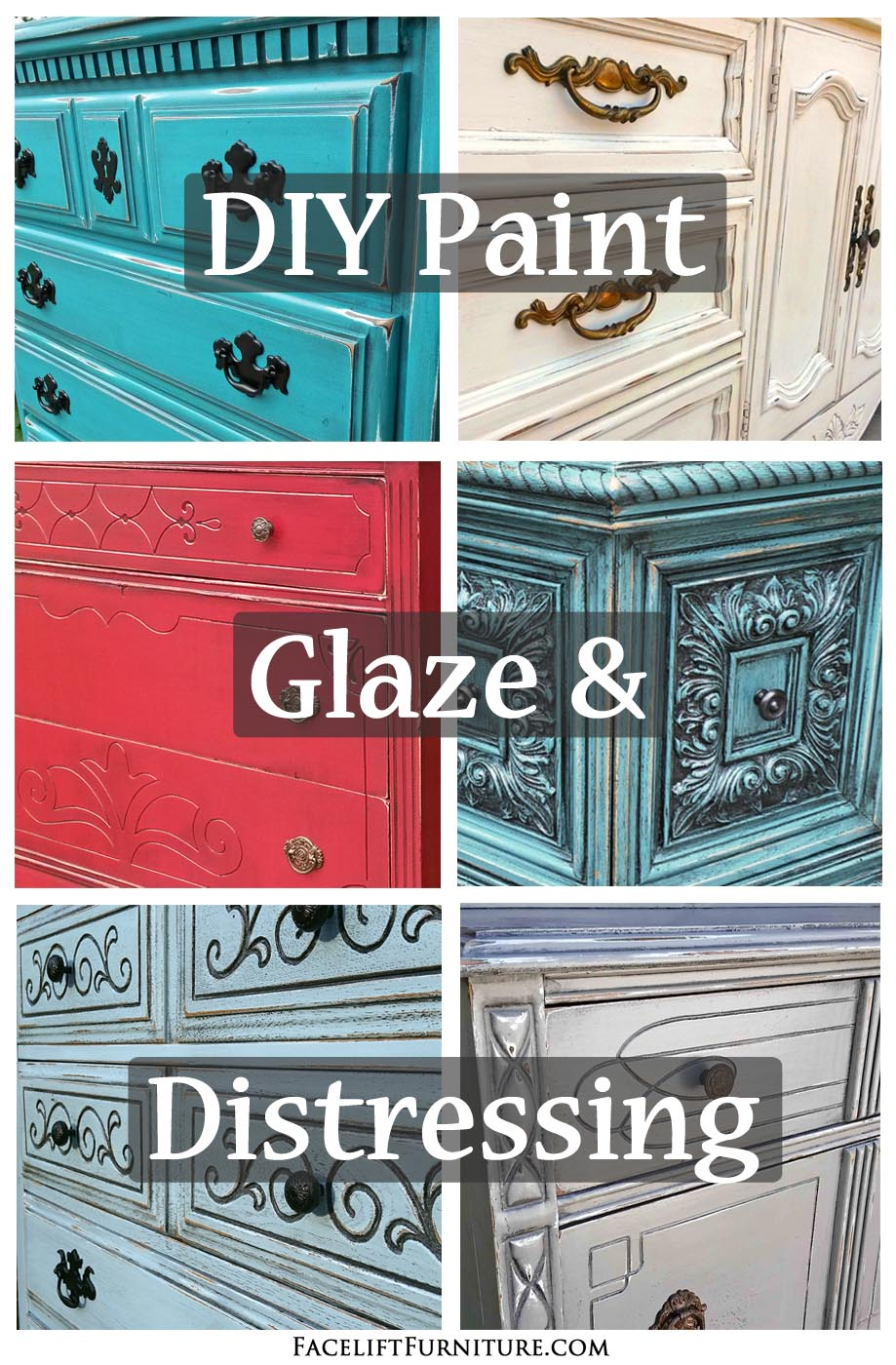 distressing old furniture. In All My Year Of Painting, Glazing And Distressing Furniture, There\u0027s Something That Never Grew Old With Seeing How A Dated, Weary Piece Furniture I