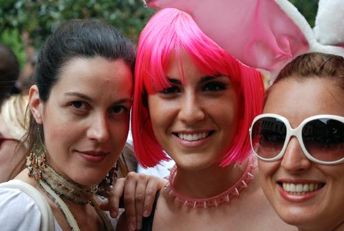 Three Italian Gals