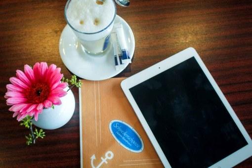 Kaffee Hipster in der Schwedenschanze
