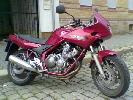 yamahaxj600s