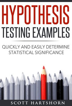 hypothesis testing examples book