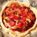 Tikka Masala Pizza Cake / Fit & Fashionable Friday