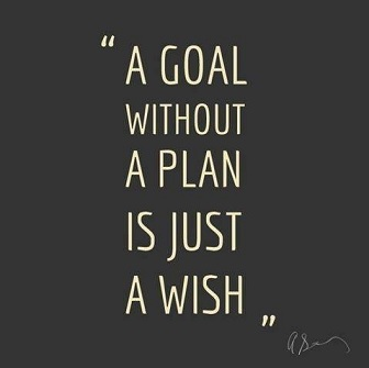 2015 Goals (Yes, I have a plan!)