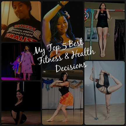 Best Health & Fitness Decisions