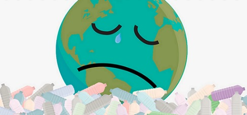Don't make the world sad with pollution! :[