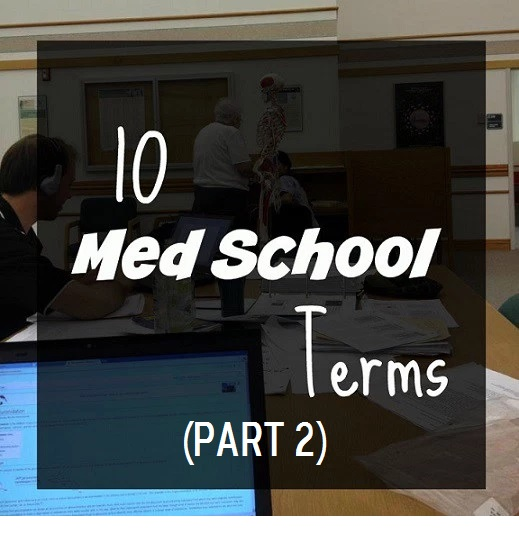 10 Med School Terms II