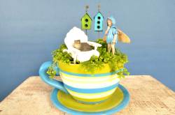 Small Of Miniature Fairy Garden
