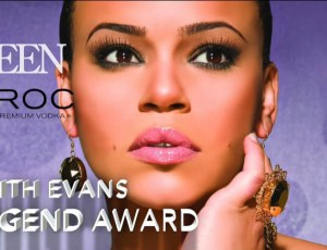 Faith Evans to Receive The 2015 @WEENOnline LEGEND Award Tonight
