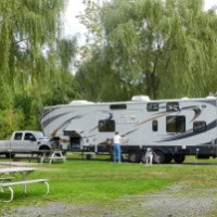 RV Travels across America - Leaving Gasport, NY and Heading East