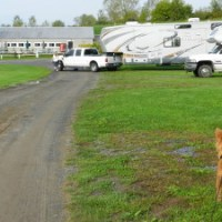 Big Rig Campgrounds in Montezuma, NY