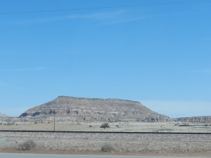 landscape of new mexico