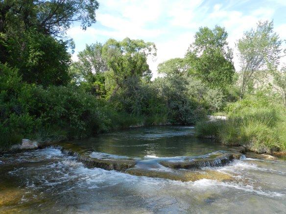 cascade falls SD