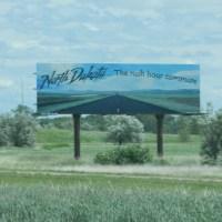 Rush Hour Commute in North Dakota