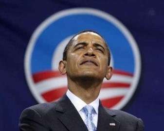 Haughty Obama