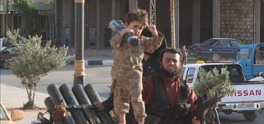 ISIS is known for its use of children in the ongoing conflict in Iraq and Syria