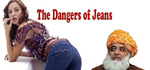 dangerous jeans