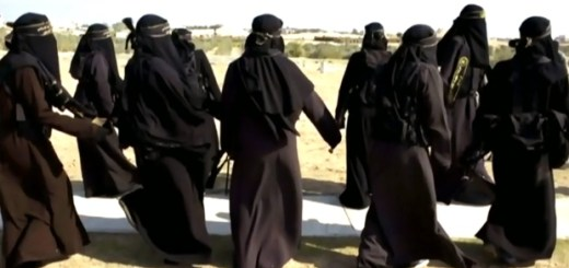 isis recruitent of young women
