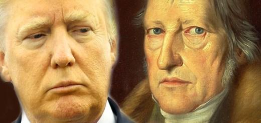 Trump Hegel