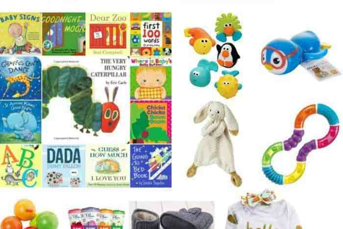 Baby Stocking Stuffers: Over 85 Stocking Stuffer Ideas