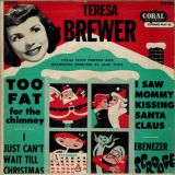 Teresa Brewer – I Saw Mommy Kissing Santa Claus (EP)