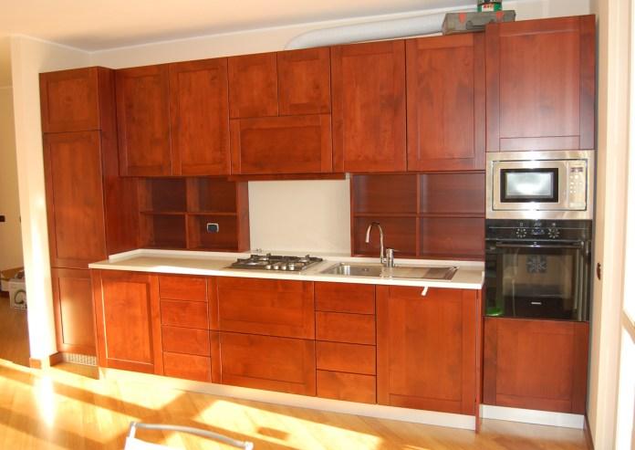 Cucina su misura - Falegnameria Castelli