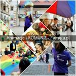 tańce i zabawy integracyjne dla dzieci Famiga Kraków 01