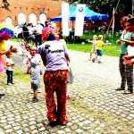 tańce i zabawy integracyjne dla dzieci Famiga Kraków