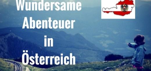 Abenteuerreise durch Österreich