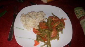 riz oignons