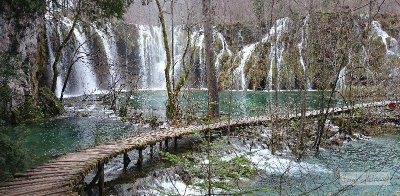 Ausflug ins Paradies: Die Plitvicer Seen