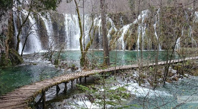 Immer noch ungeschlagene Lieblings-Naturschönheit der family4travel: die Plitvicer Seen.