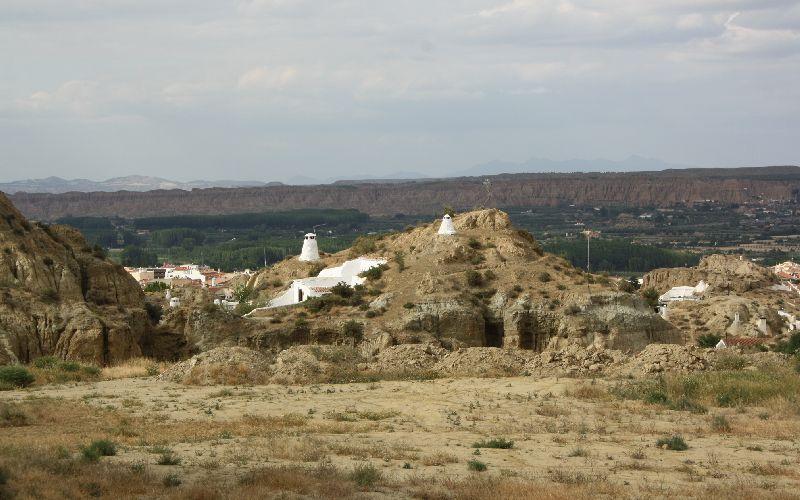 Guadix: Als wir zu Höhlenmenschen wurden