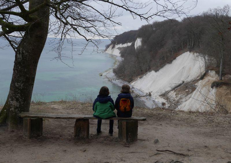 Familienurlaub auf Rügen: Ganz nah an der Natur