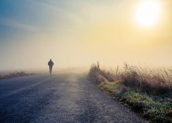 Walking the Caregiving Walk